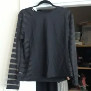L/S Fitness Top